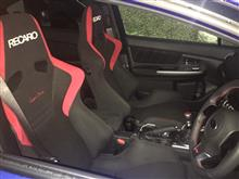 VAB RECARO SR-6 SuperStark