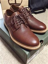Shoes for outing and driving