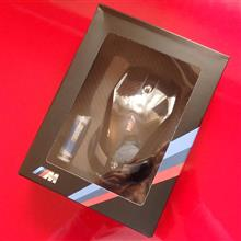 BMW M Motorsport Wireless Mouse OEM 80292410405 Carbon Fiber Look を買った