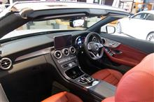 Mercedes-Benz C-Class Cabriolet 契約しました