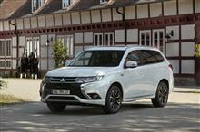 "New Mitsubishi Outlander PHEV Video "" Ready when you are. "" ・・・・"