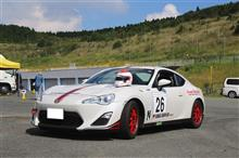 Team Ikuzawa with Murakami Tire Toyota86激走♪♪♪