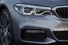 """ WORLD PREMIERE : The BMW G30 5 Series. """