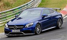 w205 AMG C63 R Coupe