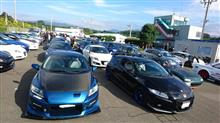 CR-Z Owner's Meeting in HSR九州