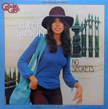 CARLY SIMON/No Secrets 【CD-4channel】
