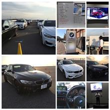 BMW M Driving Days.大阪
