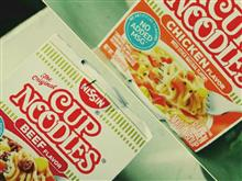 USA NISSIN chicken & beef