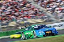 DTM('16シーズン)最終戦 ドイツ・ホッケンハイム 決勝結果!