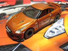 R35GT-R MY17 Premiumedition納車