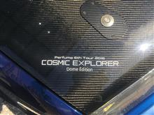 Perfume 6th Tour 2016 COSMIC EXPLORER Dome Edition 名古屋参戦