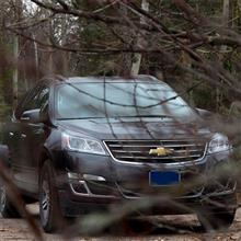 【試乗】Chevrolet Traverse LT 2016 前編