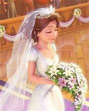 I am expectantly awaiting the day that I will see you in a pretty wedding dress.