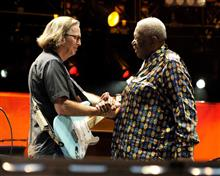 B.B.King,Clapton & Others / The thrill is gone