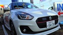 New Swift RS Hybrid 試乗