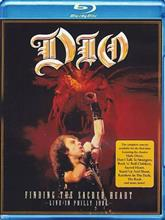 DIO/Finding the Sacred Heart - Live in Philly 86 -