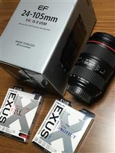 Canon EF24-105mm F4L IS II USM