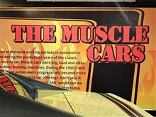 auto galleria LUCE 開催の、The Muscle cars 展