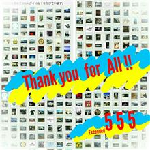 Thank  you  for 555!!!