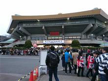 """THE COLLECTORS """"MARCH OF THE MODS"""" 30th Anniversary 17/03/01 in 日本武道館"""
