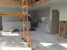 quick dry wall installation
