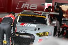SuperGT 公式テスト in 富士