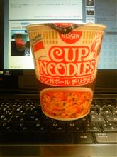 Cupnoodles シンガポールチリクラブ