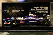 PMR 1/43 Willams-Renault FW19 Jacques Villeneuve