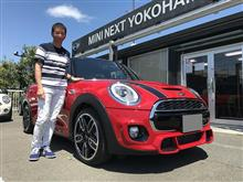 F55 CooperS John Cooper Works Limited PACKAGE 納車