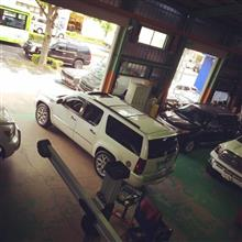 PIT IN ( VEHICLE INSPECTION 3nd )