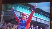 2017 INDY500:琢磨勝ったー!!!