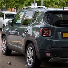 【試乗】JEEP Renegade
