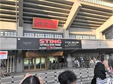 STING  57th & 9th Tour in Japan  @ 武道館  +