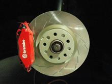 iSWEEP BRAKE ROTOR ONE PEACE