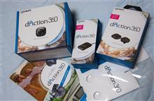 【d'Action 360 モニターレポート】届きましたよ~(^^♪