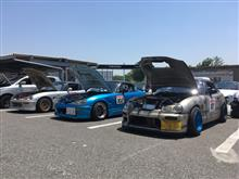 D-SPORT CUP2017Rd2本庄サーキット