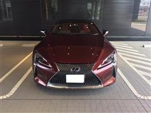 LC500h L package!