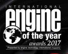 International Engine of the Year 2017