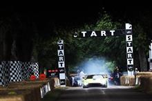 Europe's Finest Supercars Climb The Hill At Goodwood!