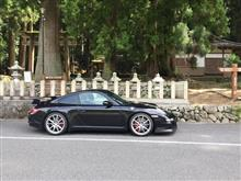 997GT3RSプチ納車会