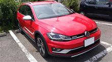 Golf7.5 Alltrack