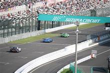2017 SuperGT in 鈴鹿サーキット