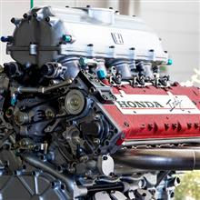 【MUGEN  | 無限】HONDA Indy V8 Turbo Engine