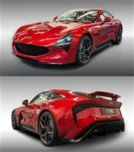 TVR 新型Griffith を発表