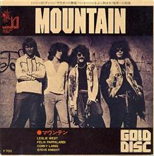 MOUNTAIN/Gold Disc 【コンパクトLP】