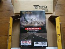 【MPD-JAPAN OBD GUARD モニターレポート】アナログの確実性