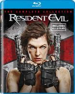 RESIDENT EVIL:THE FINAL CHAPTER