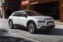 Refreshed Citroen C4 Cactus Gains Hydraulic Suspension For A Smoother Ride!