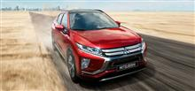 The Mitsubishi Eclipse Cross is coming to Europe ・・・・