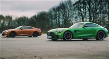 Which GT R Is Faster On The Drag Strip: Nissan's GT-R Or Mercedes-AMG's GT R?